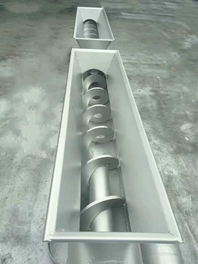 管型螺旋输送机报价