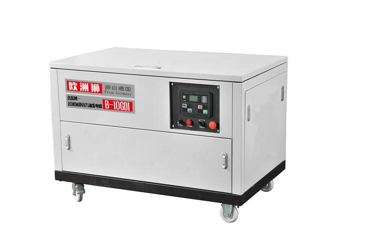 15KW静音汽油发电机,三相汽油发电机