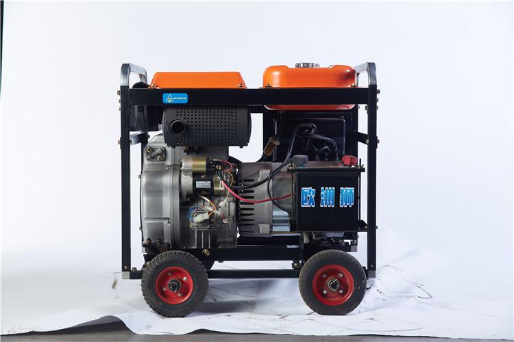 精选10kw柴油发电机