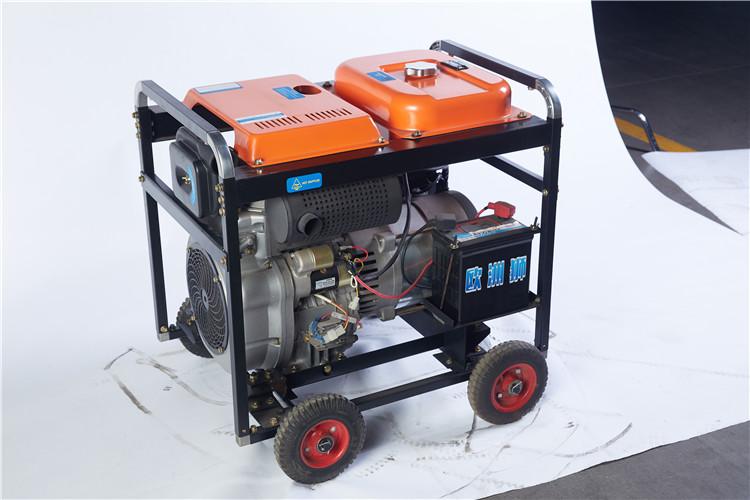 6kw小型柴油发电机开放式
