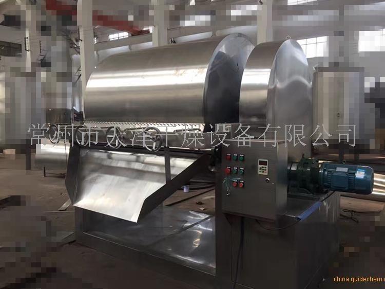 天泽HG系列滚筒干燥机-粘性物料烘干机价格