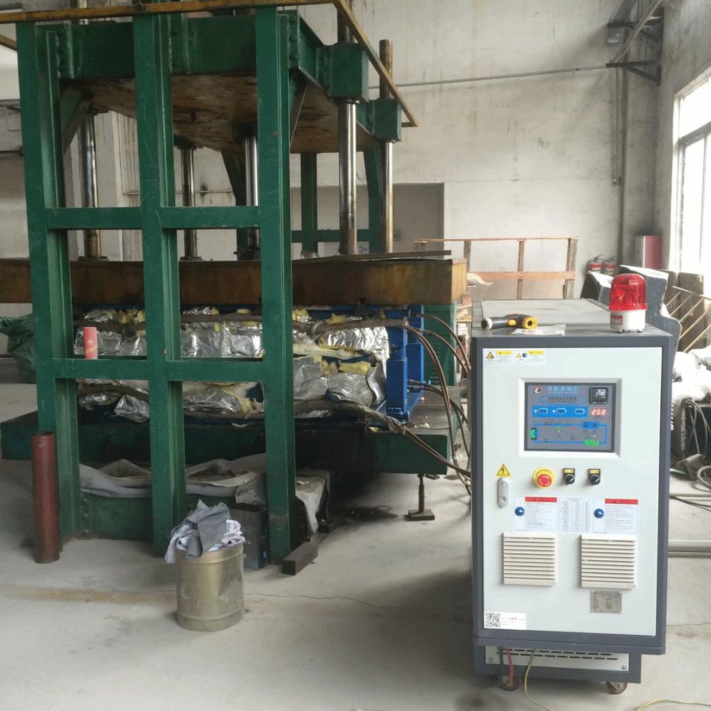 德州热压机模温机,德州热压板成型油加热器,德州热压板材导热油加热器