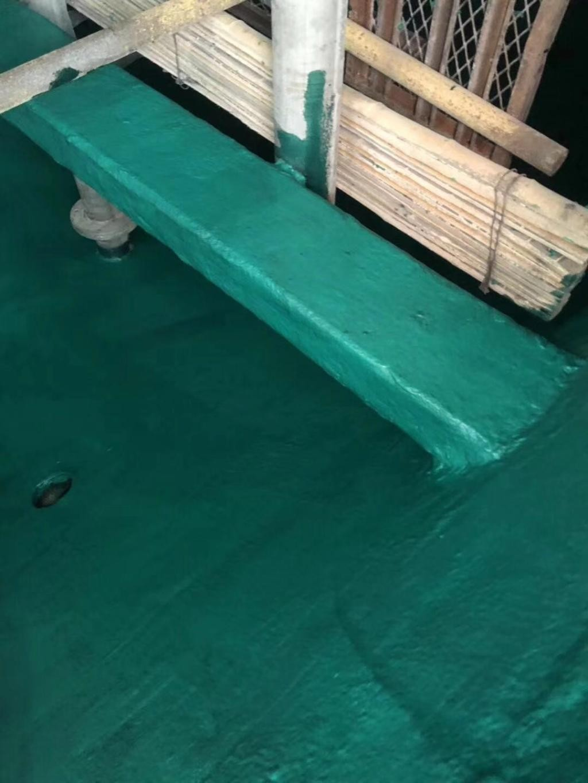 張家口脫硫塔玻璃鱗片防腐施工價格