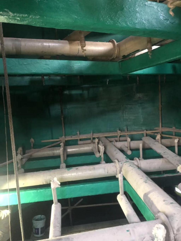 滄州脫硫塔玻璃鱗片防腐施工方案