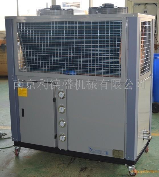 材料冷凝冷却冷水机,蒸馏冷却冷水机