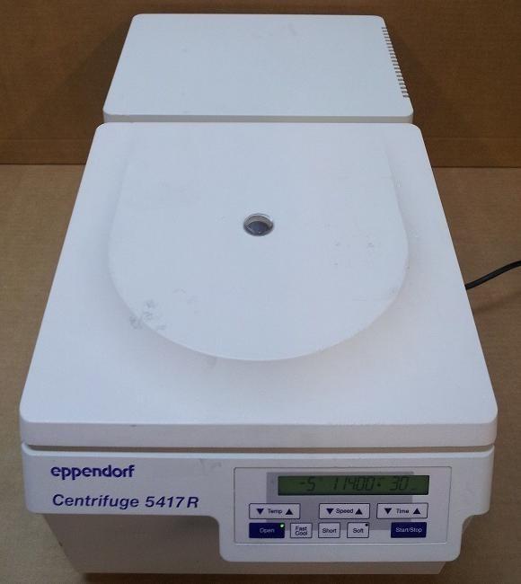 eppendorf 5417r小型台式冷冻型离心机