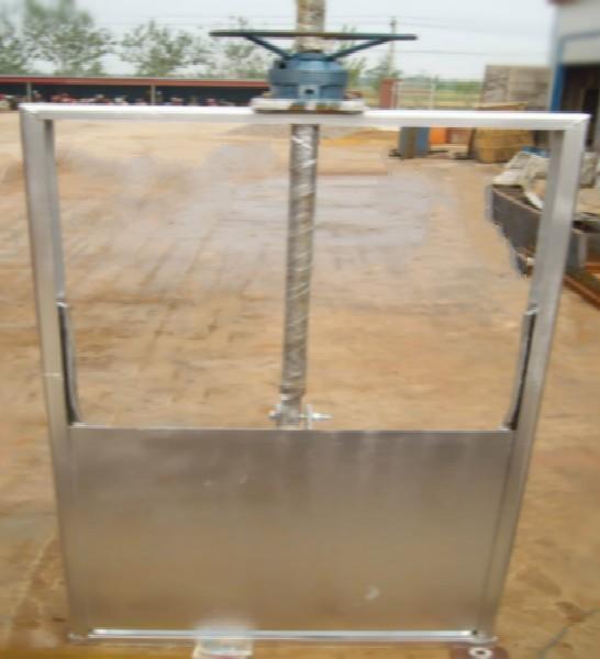 平面定轮钢闸门制造商