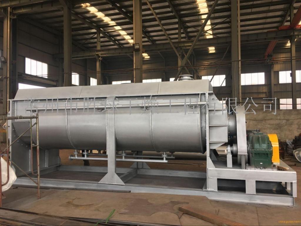 硫酸钡高效桨叶干燥机