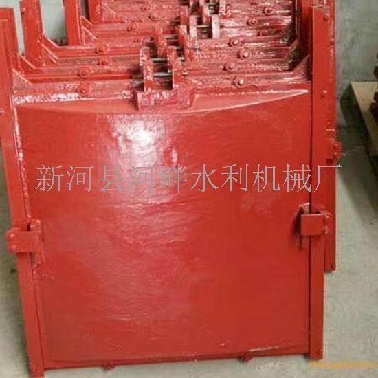 衢州PGZ1.5米乘1.5米铸铁闸门