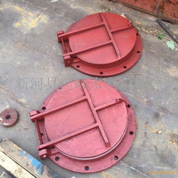 温州SYZ-500明杆式铸铁镶铜圆闸门