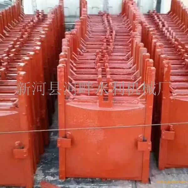 宁波铸铁闸门及螺杆启闭机的安装方法