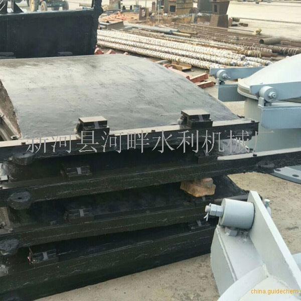 宿迁靠壁式安装SYZ-600铸铁镶铜圆闸门