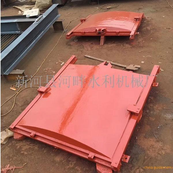 淮安2米×2米铸铁镶铜方闸门