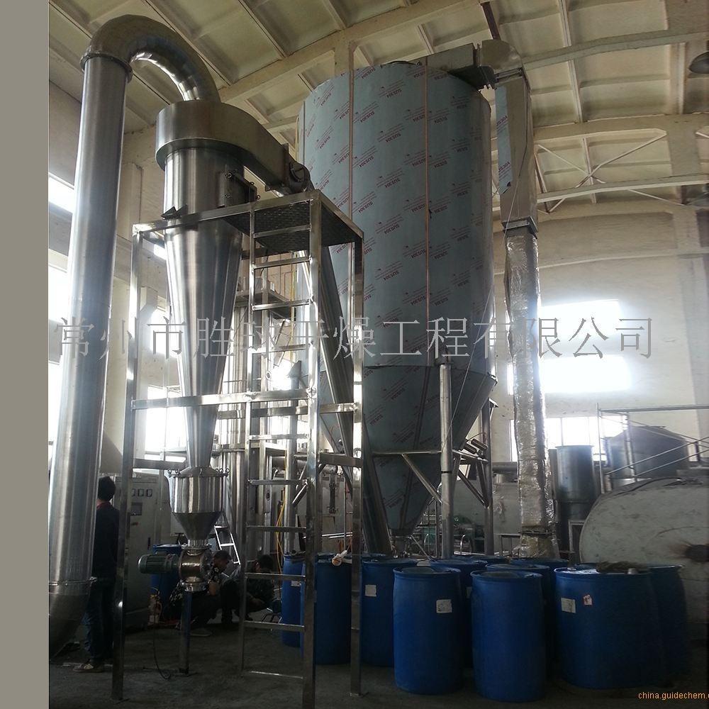 新型氟化钠(钾)喷雾干燥机