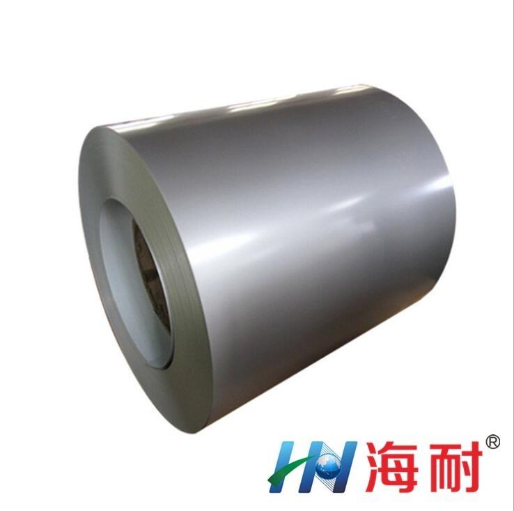 钢塑防腐瓦生产海耐彩钢覆膜瓦可定尺寸