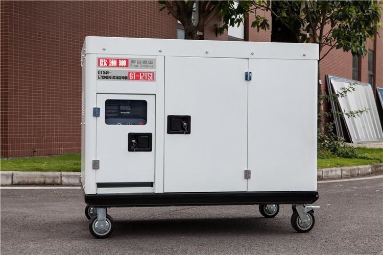 25kw静音柴油发电机备用