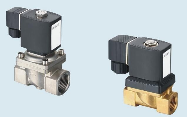 进口二通直动式电磁阀 常开式 常闭式 防爆直动式电磁阀进口厂家 图片 代理商