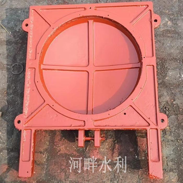 扬州PGZ整体式平面铸铁闸门