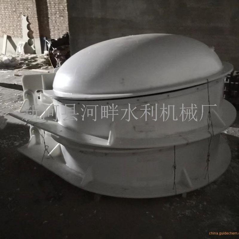 圆形铸铁闸门