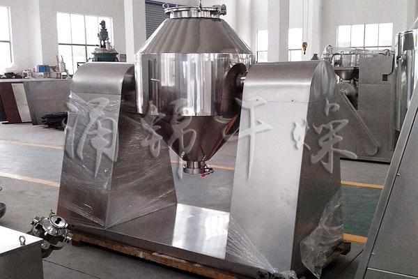 钠石灰专用SZG系列双锥回转真空干燥机