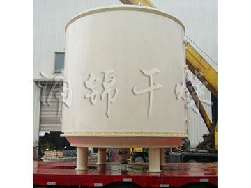 硝酸钾专用圆盘式连续干燥机