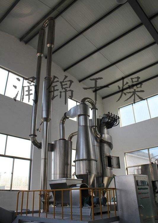 二氧化钛脉冲气流干燥机