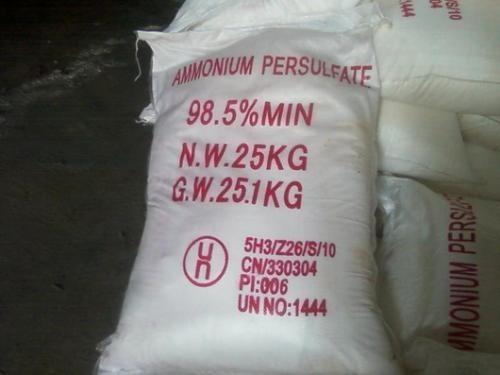 過硫酸銨產品圖片