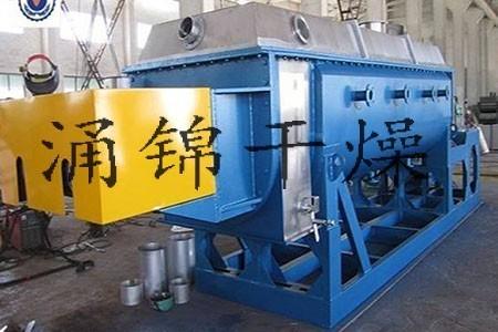 污泥专用浆叶干燥机的用法