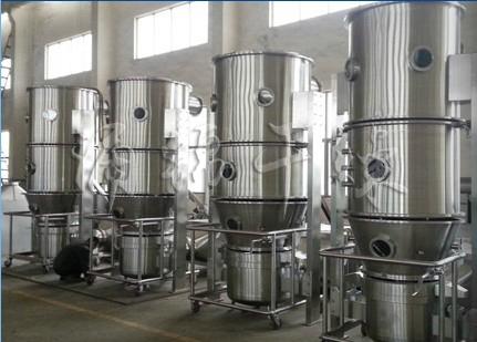 化学合成复合肥高效沸腾干燥机