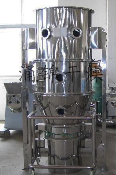 肠溶包衣专用高效沸腾干燥机