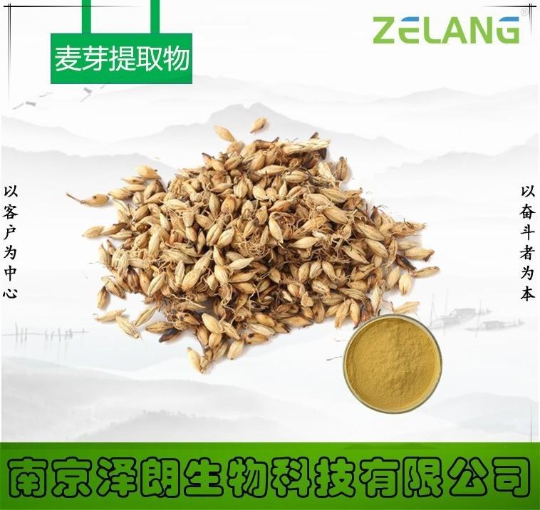 麦芽提取物药食同源提取物代加工