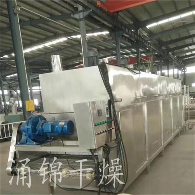 厂家专业提供山楂干专用带式干燥机