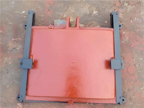 水库铸铁闸门制造