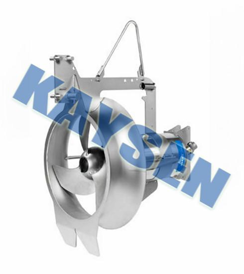 进口潜水搅拌机(进口水泵品牌)