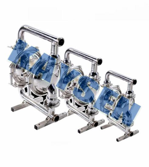 进口不锈钢气动隔膜泵-德国进口不锈钢气动隔膜泵品牌