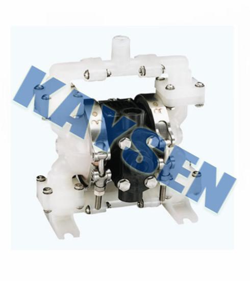 进口塑料气动隔膜泵-原装品质销售