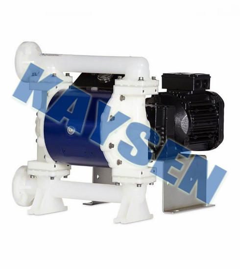 进口塑料电动隔膜泵(原装进口)隔膜泵