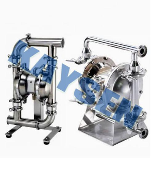 德国进口卫生级气动隔膜泵/Made in Kaysen
