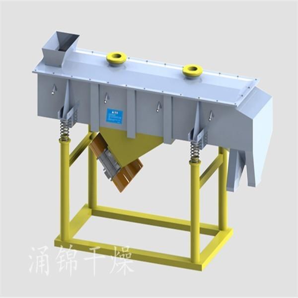 化肥专用FS系列方形振动筛 方形振动筛 振动筛 涌锦干燥专业提供