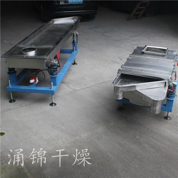 涌锦干燥专业提供 赤豆专用FS系列方形振动筛 方形振动筛 振动筛