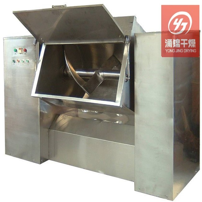 辣椒粉专用不锈钢槽型混合机 槽型混合机 涌锦干燥