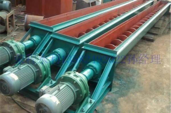河北不锈钢螺旋输送机铸造