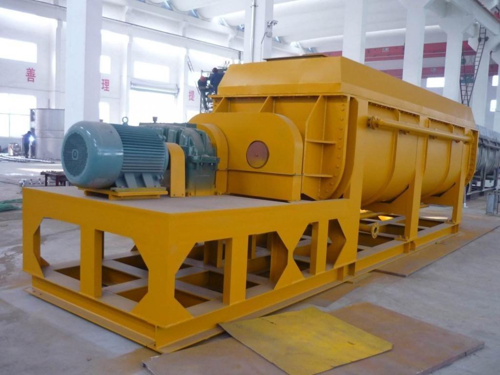 专业提供木薯专用双轴桨叶干燥机优秀厂家