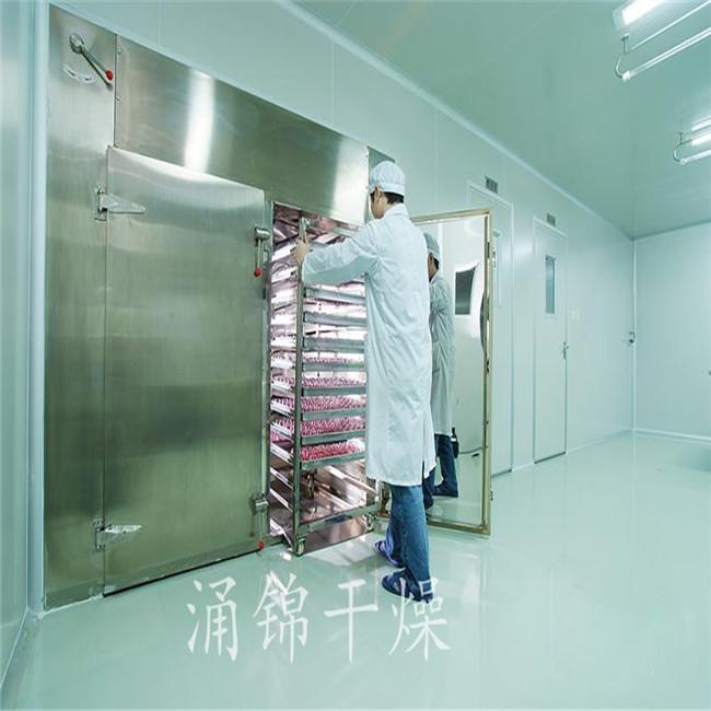 葛根粉专用热风循环烘箱厂家专业提供