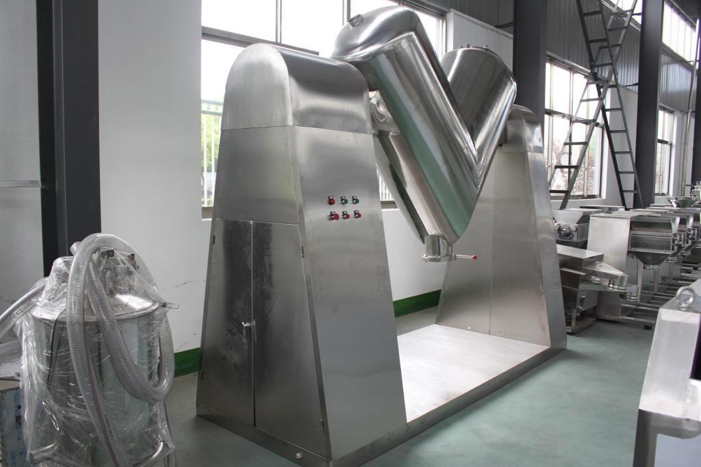 甲基纤维素专用V型混合机