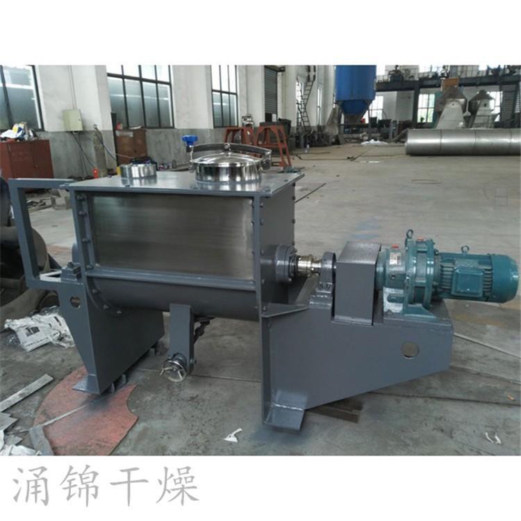 专业生产WLDH系列卧式螺带混合机