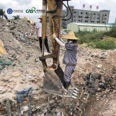 新建项目土壤污染调查