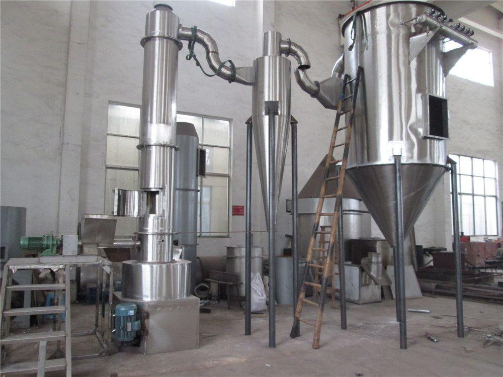 合成冰晶石专用旋转闪蒸干燥机供应价格