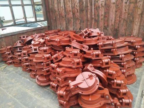 生产钢拍门要多少钱