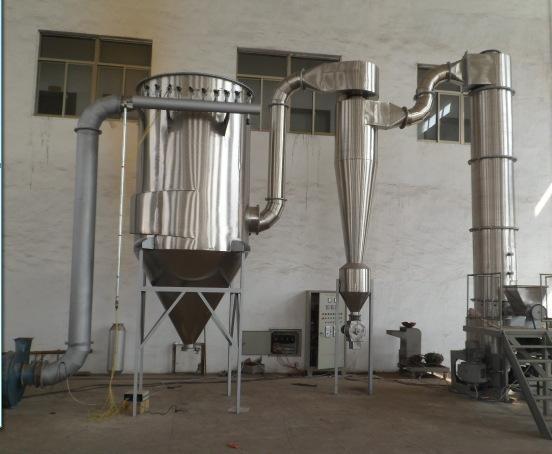 厂家供应三氧化二锑专用闪蒸干燥机